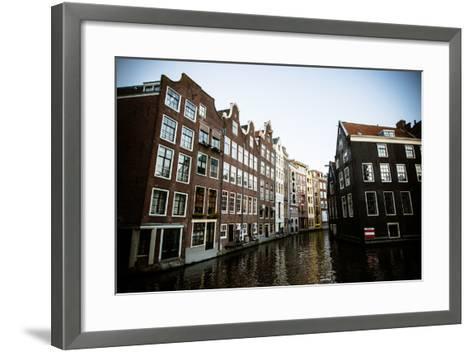 OZ Voorburgwal I-Erin Berzel-Framed Art Print