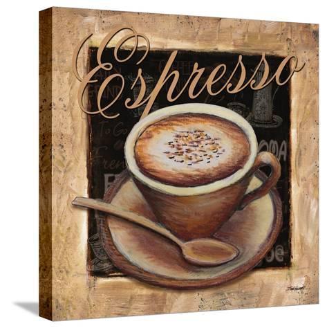 Espresso-Todd Williams-Stretched Canvas Print