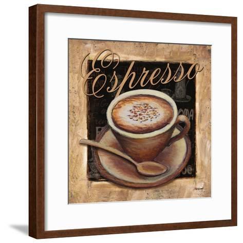 Espresso-Todd Williams-Framed Art Print