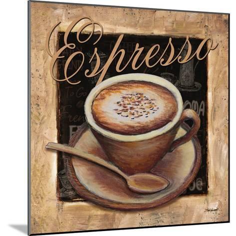 Espresso-Todd Williams-Mounted Art Print