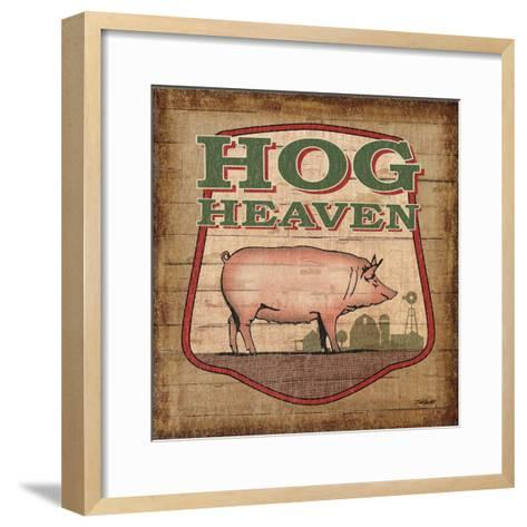 Nostalgic Farm I-Todd Williams-Framed Art Print