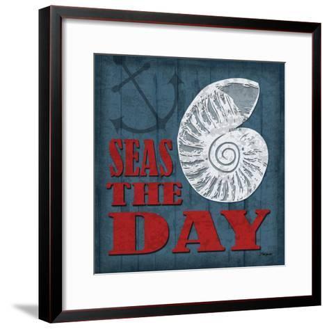 Seas the Day-Todd Williams-Framed Art Print