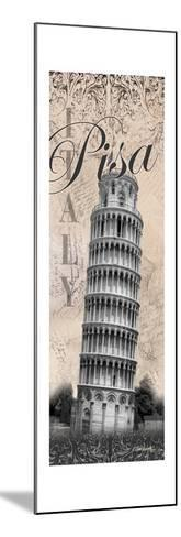 Leaning Tower-Todd Williams-Mounted Photographic Print