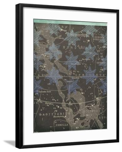 Star Collector III-Ashley Sta Teresa-Framed Art Print