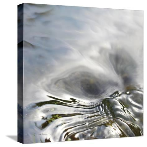 Current II-Amy Melious-Stretched Canvas Print