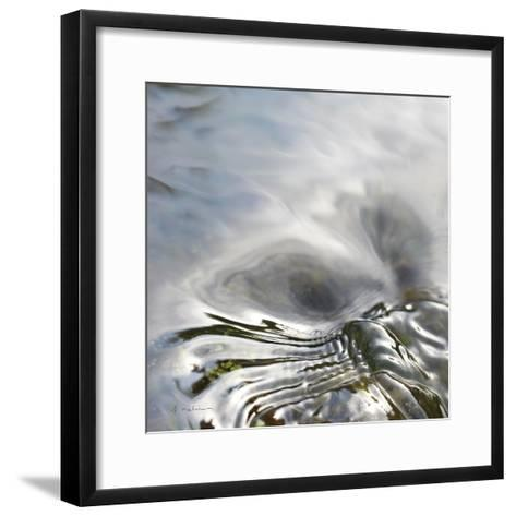 Current II-Amy Melious-Framed Art Print