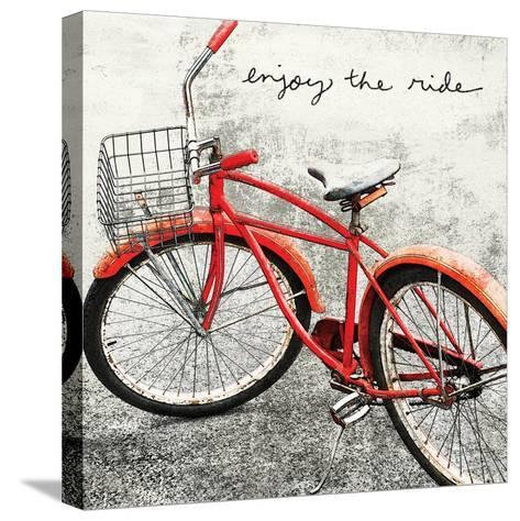 Enjoy the Ride-Amy Melious-Stretched Canvas Print