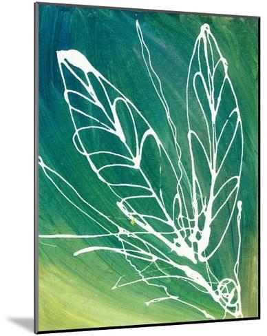 Leaf Void I-Arielle Adkin-Mounted Art Print