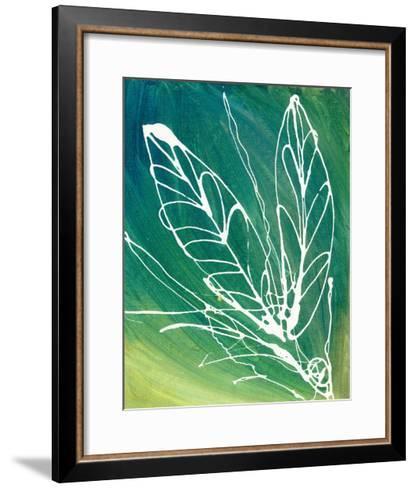 Leaf Void I-Arielle Adkin-Framed Art Print
