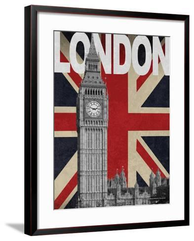 London-Todd Williams-Framed Art Print