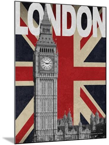 London-Todd Williams-Mounted Art Print