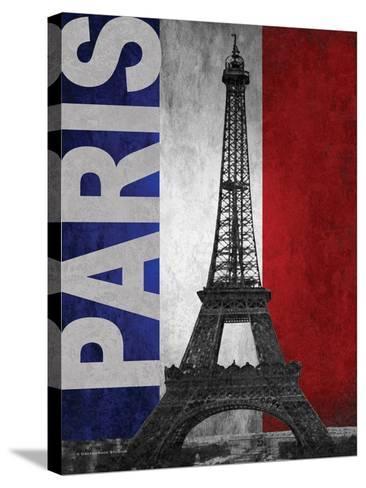 Paris-Todd Williams-Stretched Canvas Print