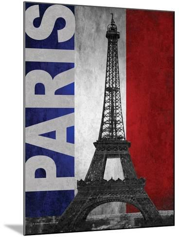 Paris-Todd Williams-Mounted Art Print