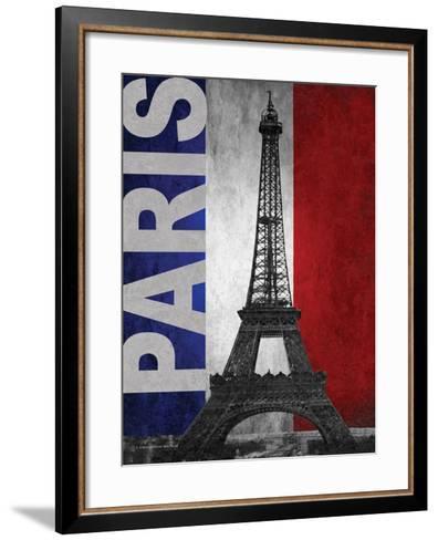 Paris-Todd Williams-Framed Art Print