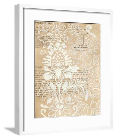 Artichoke Patterns II-Arielle Adkin-Framed Art Print