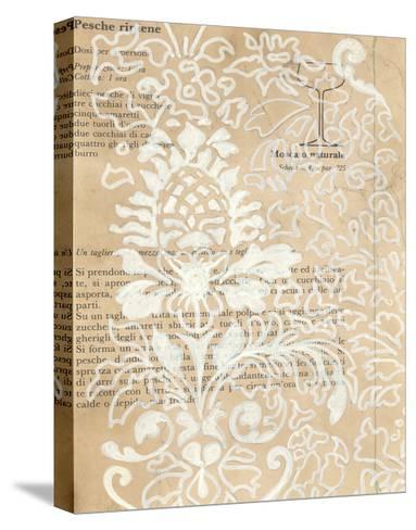 Artichoke Patterns II-Arielle Adkin-Stretched Canvas Print