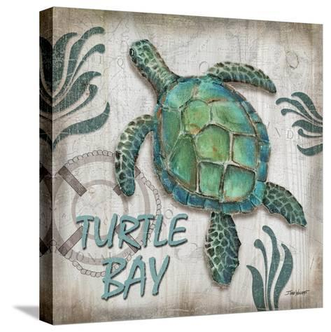 Turtle Bay-Todd Williams-Stretched Canvas Print