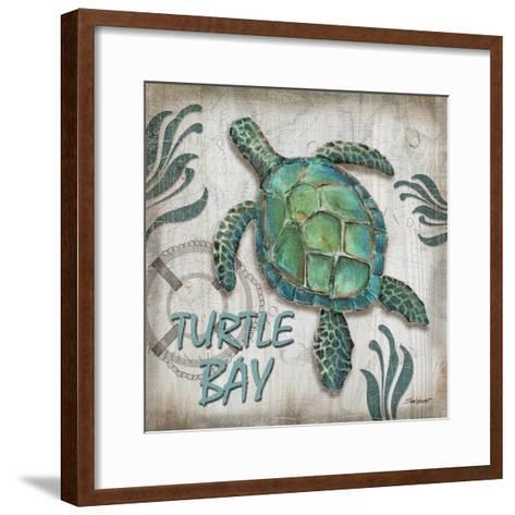 Turtle Bay-Todd Williams-Framed Art Print