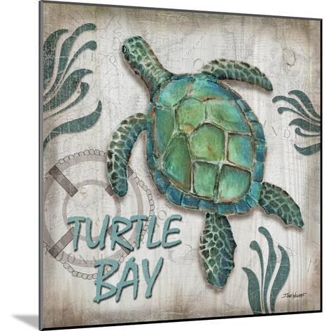 Turtle Bay-Todd Williams-Mounted Art Print
