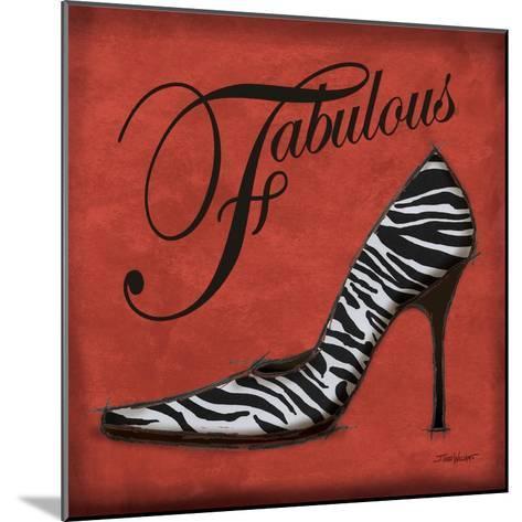 Safari Shoe II-Todd Williams-Mounted Art Print