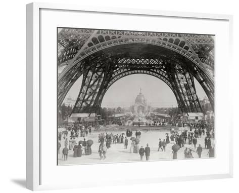 Vintage Paris II-N^ Harbick-Framed Art Print