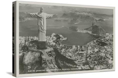 Rio-Alan Paul-Stretched Canvas Print