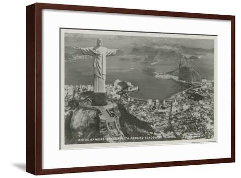 Rio-Alan Paul-Framed Art Print