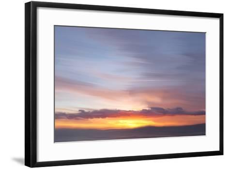 Ocean 8-Sally Linden-Framed Art Print