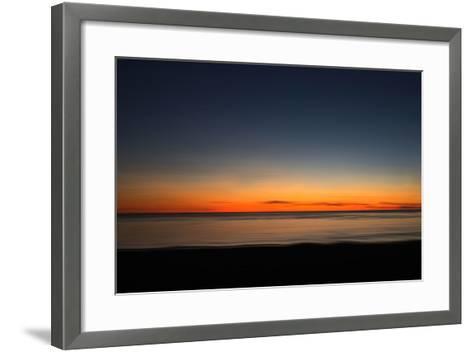 Ocean 7-Sally Linden-Framed Art Print