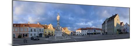 Austria, Lower Austria, Eggenburg, City View, Panorama-Rainer Mirau-Mounted Photographic Print