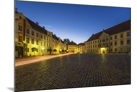 Germany, Bavaria, Upper Bavaria, AltmŸhltal (Valley), EichstŠtt-Udo Siebig-Mounted Photographic Print