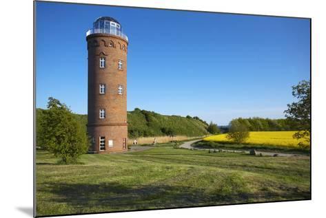 Germany, Mecklenburg-Western Pomerania, Island RŸgen, Kap Arkona, Peilturm-Chris Seba-Mounted Photographic Print