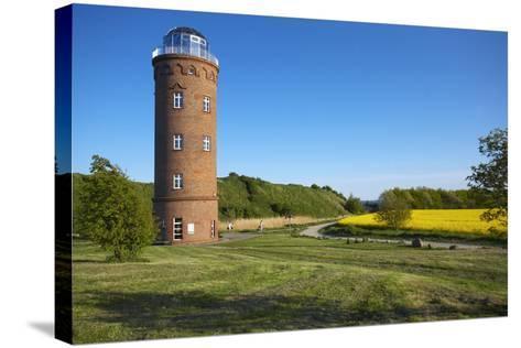 Germany, Mecklenburg-Western Pomerania, Island RŸgen, Kap Arkona, Peilturm-Chris Seba-Stretched Canvas Print