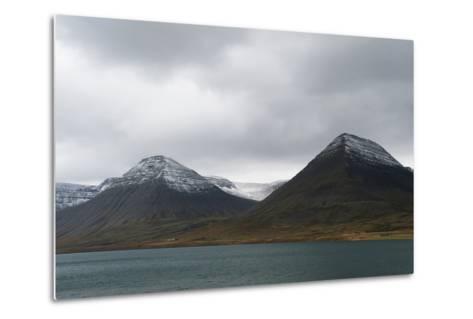 Dyrafjšrdur, Westfjords, West Iceland-Julia Wellner-Metal Print