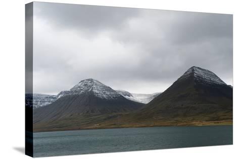 Dyrafjšrdur, Westfjords, West Iceland-Julia Wellner-Stretched Canvas Print