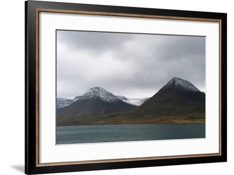 Dyrafjšrdur, Westfjords, West Iceland-Julia Wellner-Framed Art Print