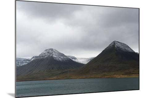 Dyrafjšrdur, Westfjords, West Iceland-Julia Wellner-Mounted Photographic Print