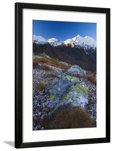 Austria, Tyrol, National-Park Hohe Tauern, Rocks, Mountain Scenery-Rainer Mirau-Framed Art Print