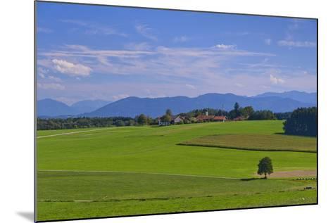 Germany, Bavaria, Upper Bavaria, 'FŸnf Seen Land' (Region), Eurasburg-Udo Siebig-Mounted Photographic Print