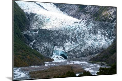 New Zealand, South Island, Westland National Park, Franz Josef Glacier-Catharina Lux-Mounted Photographic Print