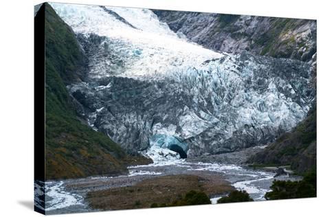 New Zealand, South Island, Westland National Park, Franz Josef Glacier-Catharina Lux-Stretched Canvas Print