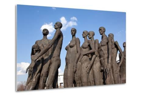 Moscow, Victory Park, Holocaust Memorial-Catharina Lux-Metal Print