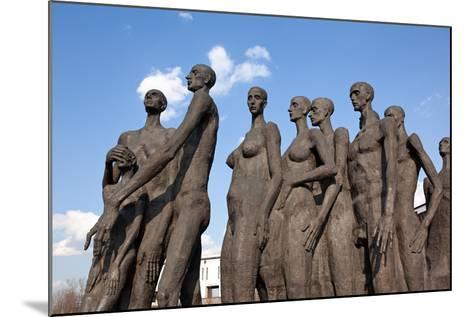 Moscow, Victory Park, Holocaust Memorial-Catharina Lux-Mounted Photographic Print