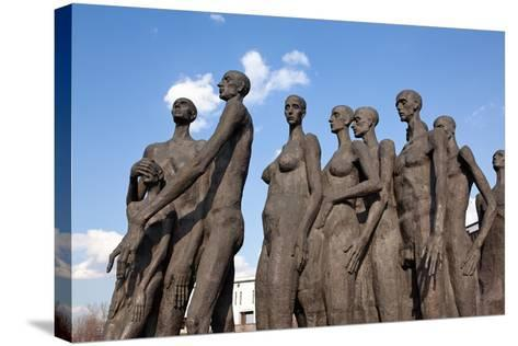 Moscow, Victory Park, Holocaust Memorial-Catharina Lux-Stretched Canvas Print