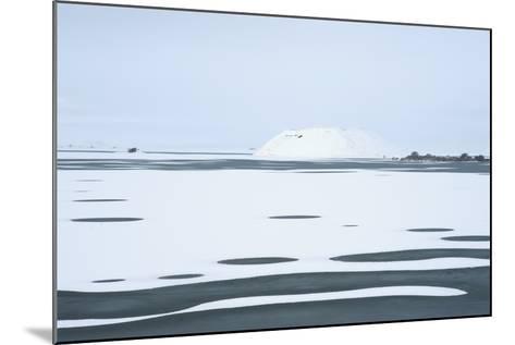 Myvatn, North Iceland-Julia Wellner-Mounted Photographic Print