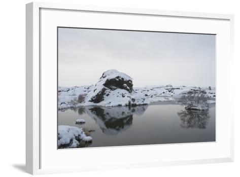 Myvatn, North Iceland-Julia Wellner-Framed Art Print
