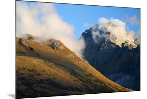 New Zealand, South Island, Fjordland National Park, Routeburn Track-Catharina Lux-Mounted Photographic Print
