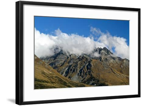 New Zealand, South Island, Fjordland National Park-Catharina Lux-Framed Art Print