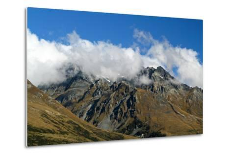 New Zealand, South Island, Fjordland National Park-Catharina Lux-Metal Print