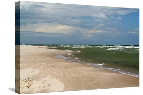 The Baltic Sea, RŸgen, North Beach-Catharina Lux-Stretched Canvas Print